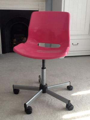 ikea snille swivel chair white in southampton posot class