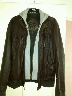 New Next Leather jacket