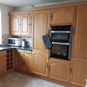 Second Hand Kitchen with Appliances