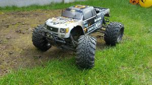 Hpi savage x 4.6 rc truck