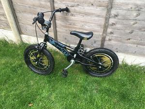 Boys Batman Bike 16 inch bike - like new £30