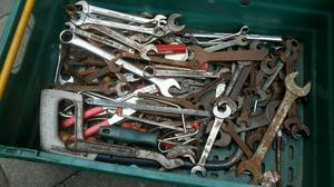 Joblot spanners tools