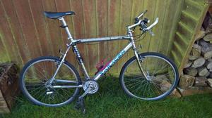 Saracen Aluminum Frame Mountain Bike