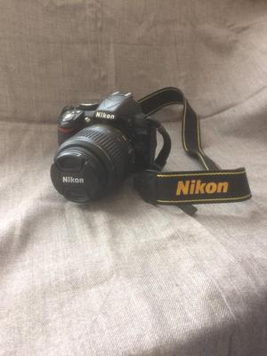 Nikon D DSLR camera and accessories
