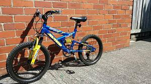 "Boys bike 18"" wheels"