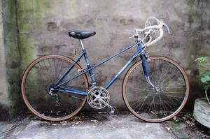 RALEIGH GRAND PRIX, 19.5 inch, 50 cm, vintage ladies womens racer racing road bike, 10 speed