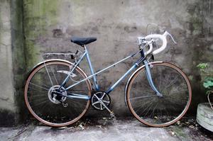 RALEIGH WISP, 21 inch, 54 cm, vintage ladies womens racer racing road bike, 5 speed