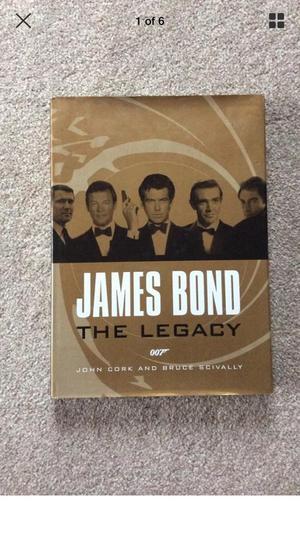 2 James Bond Books