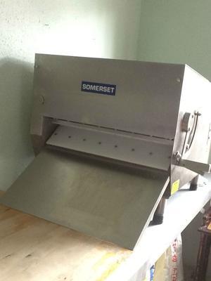 Stainless Steel SOMERSET dough roller