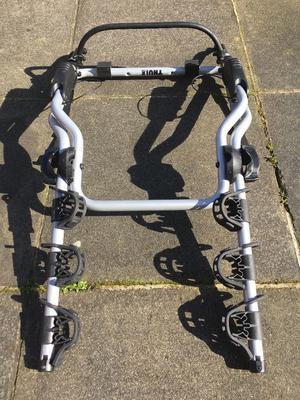 Clipon bike rack - Thule  bike