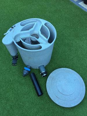 Evolution aqua nexus 320 pond filter posot class for Nexus pond filter setup