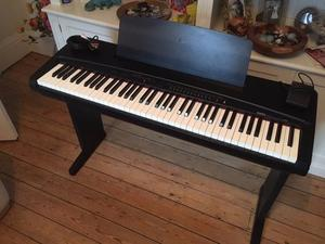 yamaha yfp 70 advanced wave memory electric piano posot