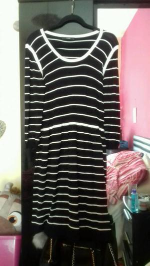 George Striped Dress.