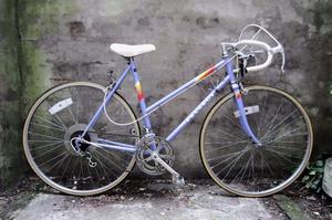 PEUGEOT, 21 inch, 54 cm, vintage ladies womens racer racing road bike, 10 speed