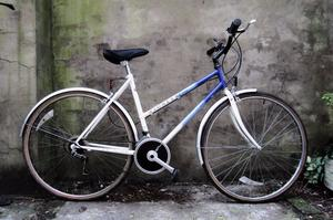 RALEIGH PIONEER, 20 inch, 51 cm, hybrid ladies womens road bike, 18 speed