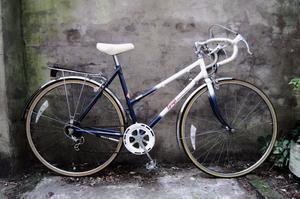 RALEIGH TOPAZ, 20 inch, 50 cm, vintage ladies womens, racer racing road bike, 5 speed