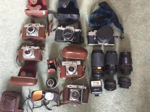 Various Cameras & Lenses