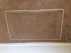 ikea komplement wire basket instructions