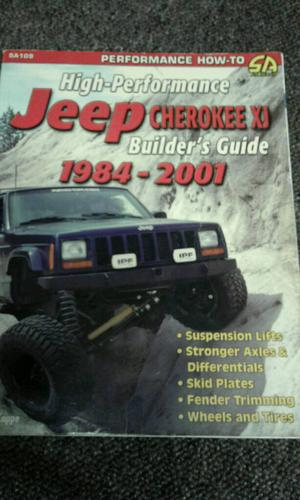 Jeep Cherokee builders guide