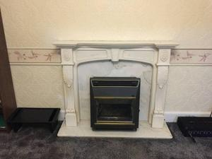 Valor Gas Fire and surround