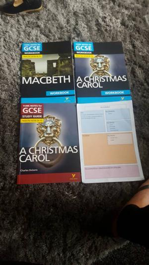 macbeth and a christmas carol comparison