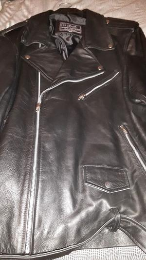 Gents real leather jacket