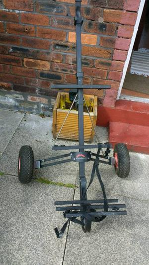 Sundridge Fishing Trolley.