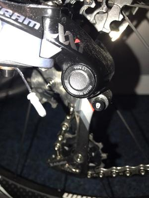 SRAM GROUPSET COMPONENTS XX1