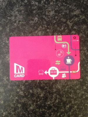 West Yorkshire bus and rail Mcard