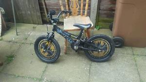 Batman Bike kids 16 inch