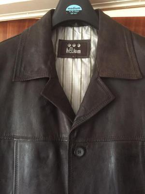 Brand New Leather Jacket. Men's Large