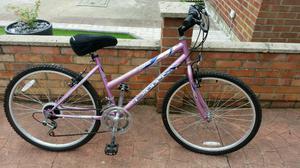 Exodus Blitz Mountain Bike Posot Class