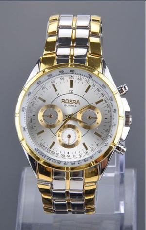 Brand New Luxury Men Stainless Steel Wristwatch
