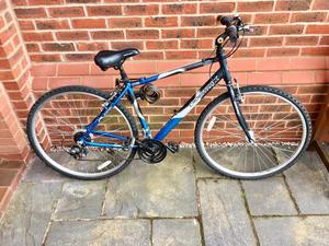 Crosstrax Hybrid Bicycle