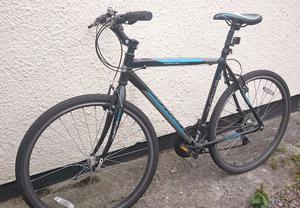 Hybrid Bicycle - 22 inch frame
