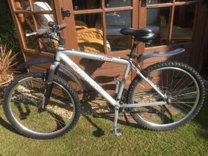 """Saracen Tufftrax Mountain Bike 18"""" frame"""