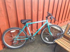 Unisex hi- gear mountain bike