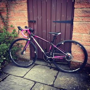 Hybrid Ladies Bicycle