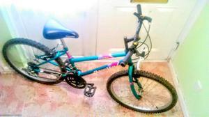 Womens Apollo mountain bike