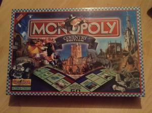 Monopoly Coventry Edition - Unopened/Sealed
