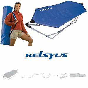 Kelsyus portable hammock. Perfect for camping or sunbathing