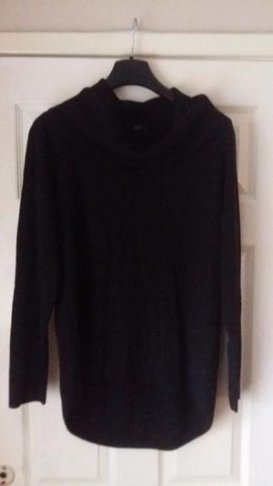 NEW Ladies Womens Long Jumper Top size