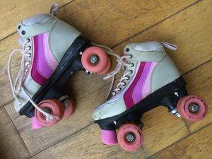 Rio Roller Quad Roller Skates UK Size 2