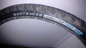 Mountain bike tyre 26 x 2.0 Bontrager