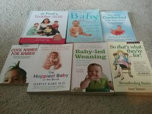 Bundle of baby books - bargain!