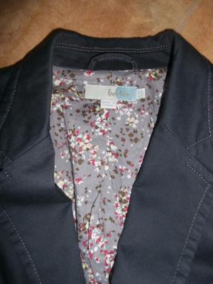 two denim style ladies blazer /jackets - BODEN 14P and GERRY WEBBER 14
