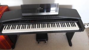 Yamaha yfp 70 advanced wave memory electric piano posot for Yamaha clavinova clp 350