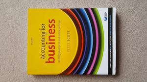 Accounting for Business () Peter Scott ISBN:
