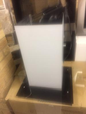 Cda Flat Square Chimney Cooker Hood 60cm New and Unused