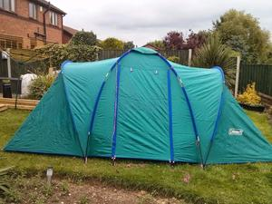 Coleman Vermont 4 Person Tent Posot Class
